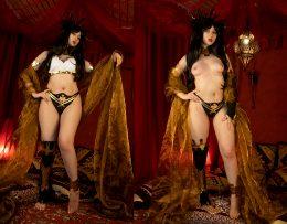 Ishtar On/off By Gumihocosplay