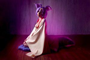 Izuna Cosplay Photoshoot By Dzikan