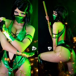 Jade From Mortal Kombat – By Kate Key