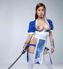 Jade Kush As Kasumi – DOA