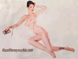 Jadzia Dax From Deep Space Nine By Hazel Honeysuckle