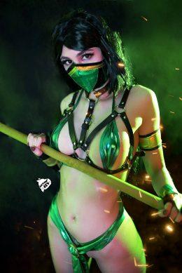 Jane Microbikini From Mortal Kombat By Kate Key