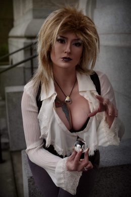 Jareth The Goblin King From Labyrinth By Captive Cosplay