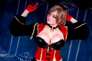 Jean Bart – Azur Lane By Natsumi Louise Cosplay