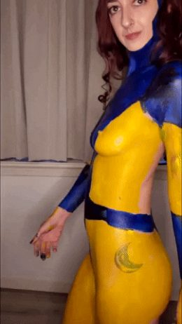 Jean Grey From Xmen The Animated Series By The9DayQueen