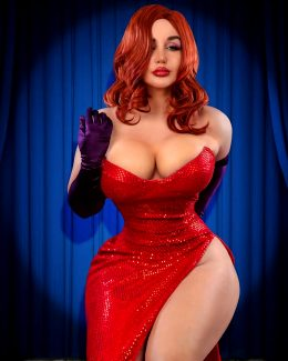 Jessica Rabbit By Sofia Sivan
