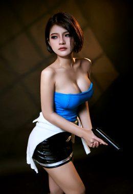 Jill Valentine By Azami San