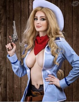 Judy From Cowboy Bebop, By Kristen Lanae