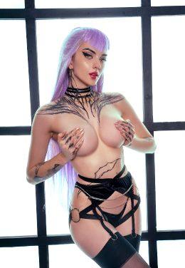 K/DA Evelynn By XenonCos.
