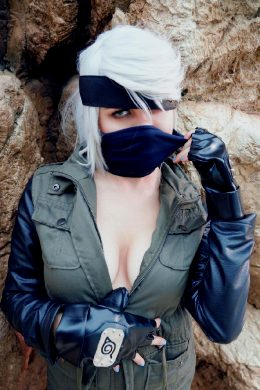 Kakashi By @katya_thegreat