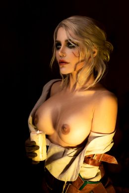 Kalinka Fox As Ciri