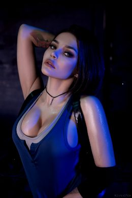 Kalinka Fox As Jill Valentine From Resident Evil
