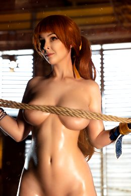 Kasumi From Dead Or Alive By Disharmonica