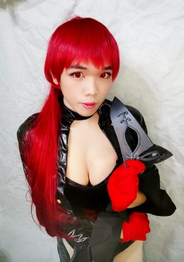 Kasumi From Persona 5 Royal By Me
