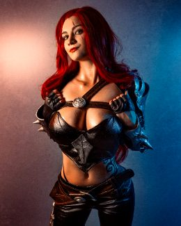 Katarina By Ponechka_cosplay