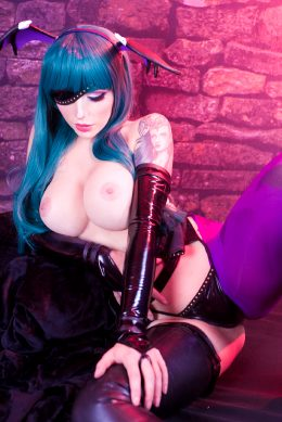 Katyuska As Morrigan