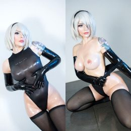 Katyuska Moonfox As 2B