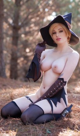 Kayla Erin Witch Mercy