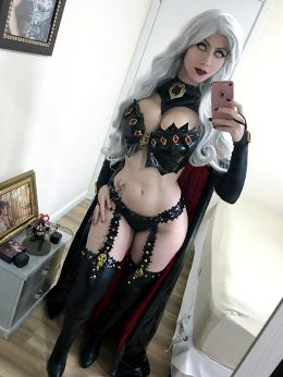 Lady Death By Adami