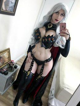 Lady Death By Adami