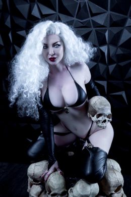 Lady Death By Ashlynne Dae