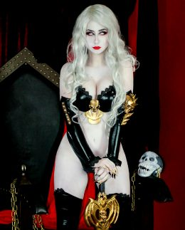 Lady Death By Giu Hellsing