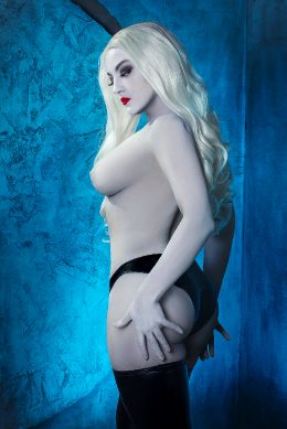 Lady Death By Zoe Volf ?