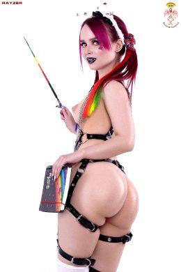 Lady Ursa By Rainbow Satanica