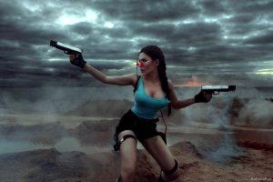 Lara Croft By KalinkaFox