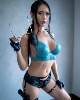 Lara Croft By