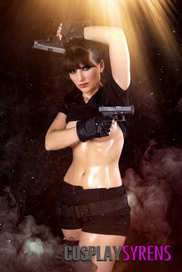 Lara Croft Tomb Raider By Cosplay Syrens Cosplur