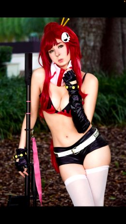 Let's Drill A Path Towards Tomorrow – Yoko Littner From Gurren Lagann By Ribaibu