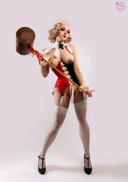 Lewd Harley Quinn By Zoe Volf