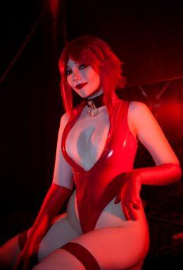 Lisa From Sunstone Cosplay By Sawaka