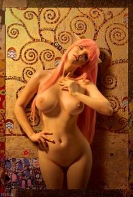 Lucy From Elfen Lied By Lady Lyumos