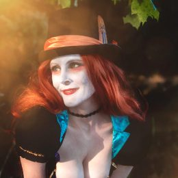 Mad Hatter By Little Miss Fable