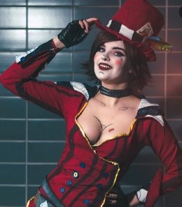 Mad Moxxi By Tara.cosplay