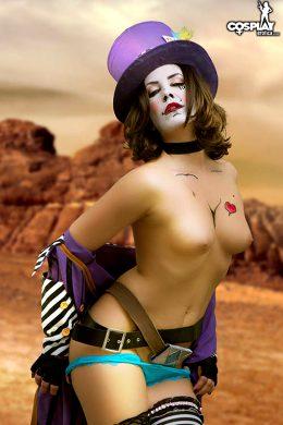 Mad Topless Moxxi