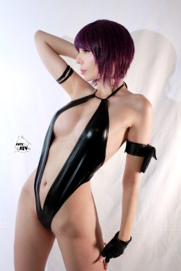 Major Motoko Kusanagi Erocosplay By Kate Key