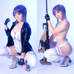 Makoto Kusanagi From Ghost In The Shell