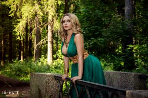 Margarita Laux-Antille From Witcher 3 By Lil Katt