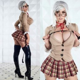 Meiko Shiraki From Prison School By Elizabeth Rage Cosplay