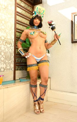 Menace, From Queen's Blade By PattieCosplay