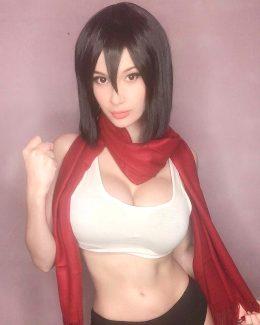 Mikasa By Merylsama
