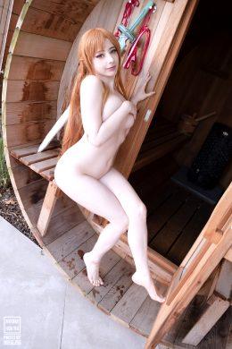Mikomi Hokina As Asuna Yuuki
