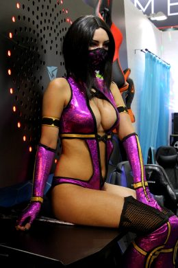 Mileena By Angel Envy