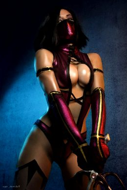 Mileena From Mortal Kombat By AsherWarr