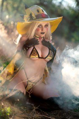 Mimikyu, Jessica Nigri