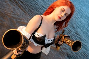 Miss Fortune From League Of Legends By Anastasia Komori