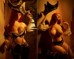 Miss Fortune On/Off By Lady Lyumos